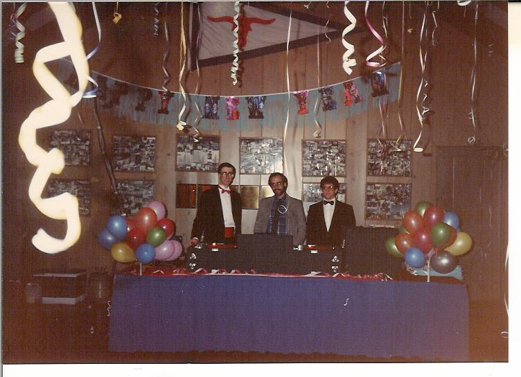 New Year's Eve 1986
