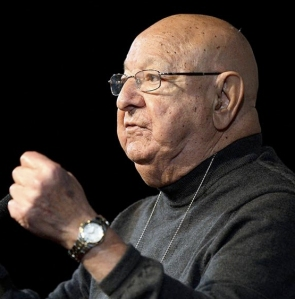 Angelo Dundee will always be able to show how to throw a punch!